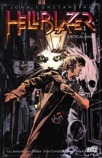 Cover Thumbnail for John Constantine, Hellblazer (DC, 2011 series) #9 - Critical Mass