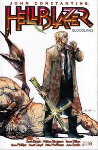Cover Thumbnail for John Constantine, Hellblazer (DC, 2011 series) #6 - Bloodlines