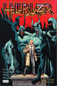 Cover Thumbnail for John Constantine, Hellblazer (DC, 2011 series) #8 - Rake at the Gates of Hell