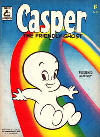 Cover Thumbnail for Casper the Friendly Ghost (Associated Newspapers, 1955 series) #53