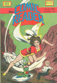 Cover Thumbnail for Comic Reader (Street Enterprises, 1973 series) #178