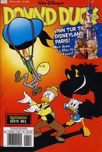 Cover Thumbnail for Donald Duck & Co (Hjemmet / Egmont, 1948 series) #42/2014