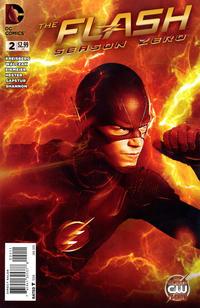 Cover Thumbnail for The Flash: Season Zero (DC, 2014 series) #2