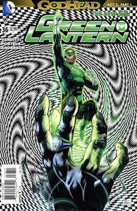 Cover Thumbnail for Green Lantern (DC, 2011 series) #36