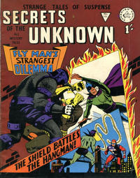 Cover Thumbnail for Secrets of the Unknown (Alan Class, 1962 series) #111