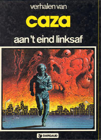 Cover Thumbnail for Aan 't eind linksaf (Oberon; Dargaud Benelux, 1983 series) #19