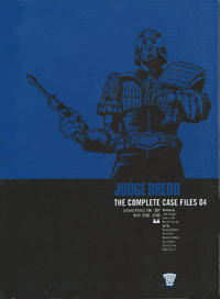Cover Thumbnail for Judge Dredd The Complete Case Files (Rebellion, 2005 series) #4 [British]