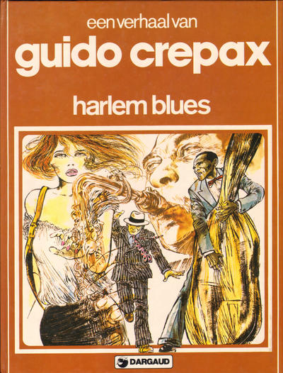 Cover for Harlem Blues (Oberon; Dargaud Benelux, 1982 series) #15
