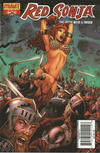 Cover Thumbnail for Red Sonja (2005 series) #52 [Cover C]