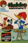 Cover for Hakke Hakkespett (Nordisk Forlag, 1973 series) #7/1973