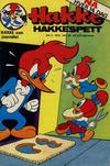 Cover for Hakke Hakkespett (Nordisk Forlag, 1973 series) #9/1973