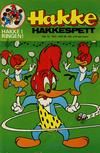 Cover for Hakke Hakkespett (Nordisk Forlag, 1973 series) #13/1973