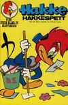 Cover for Hakke Hakkespett (Nordisk Forlag, 1973 series) #16/1973