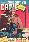 Cover for Crime Casebook (Horwitz, 1953 ? series) #12