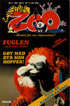 Cover for Zoo (Semic, 1989 series) #4/1989