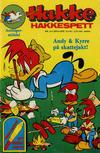 Cover for Hakke Hakkespett (Nordisk Forlag, 1973 series) #6/1974