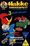 Cover for Hakke Hakkespett (Nordisk Forlag, 1973 series) #7/1974