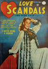 Cover for Love Scandals (Bell Features, 1950 series) #5