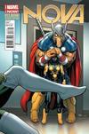 Cover for Nova (Marvel, 2013 series) #13.NOW [Frank Cho Variant]