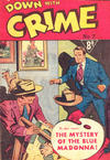 Cover for Down with Crime (Cleland, 1950 ? series) #7
