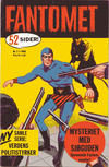 Cover for Fantomet (Romanforlaget, 1966 series) #2/1968