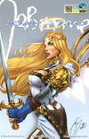 Cover for Joan of Arc (Big Dog Ink, 2014 series) #0 [Cover B]