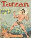 Cover for Tarzan julehefte (Hjemmet / Egmont, 1947 series) #1947