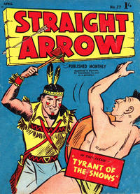 Cover Thumbnail for Straight Arrow Comics (Magazine Management, 1955 series) #27