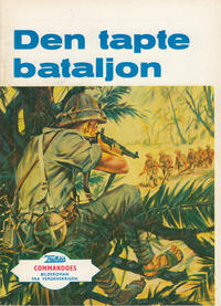 Cover Thumbnail for Commandoes (Fredhøis forlag, 1973 series) #39