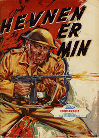 Cover Thumbnail for Commandoes (Fredhøis forlag, 1973 series) #43