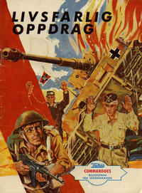 Cover Thumbnail for Commandoes (Fredhøis forlag, 1973 series) #47