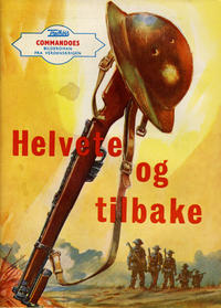 Cover Thumbnail for Commandoes (Fredhøis forlag, 1973 series) #48