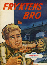 Cover Thumbnail for Commandoes (Fredhøis forlag, 1973 series) #49