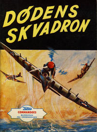 Cover Thumbnail for Commandoes (Fredhøis forlag, 1973 series) #50