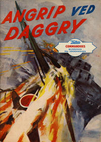 Cover Thumbnail for Commandoes (Fredhøis forlag, 1973 series) #54
