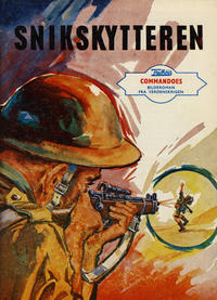 Cover Thumbnail for Commandoes (Fredhøis forlag, 1973 series) #56