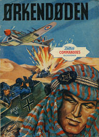 Cover Thumbnail for Commandoes (Fredhøis forlag, 1973 series) #59