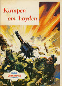 Cover Thumbnail for Commandoes (Fredhøis forlag, 1973 series) #61