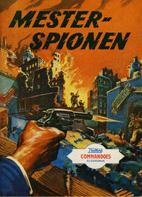 Cover Thumbnail for Commandoes (Fredhøis forlag, 1973 series) #62