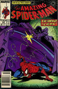 Cover Thumbnail for The Amazing Spider-Man (Marvel, 1963 series) #305 [Newsstand]