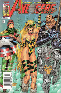 Cover Thumbnail for Avengers (Marvel, 1996 series) #7 [Newsstand]