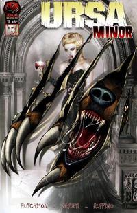 Cover Thumbnail for Ursa Minor (Big Dog Ink, 2013 series) #1 [Cover B - Nei Ruffino]
