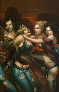 Cover Thumbnail for Ursa Minor (Big Dog Ink, 2013 series) #1 [Cover F - Right Side Cover]