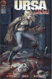 Cover Thumbnail for Ursa Minor (Big Dog Ink, 2013 series) #4 [Cover B - Nei Ruffino]