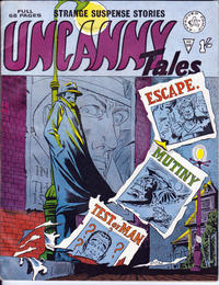 Cover Thumbnail for Uncanny Tales (Alan Class, 1963 series) #55