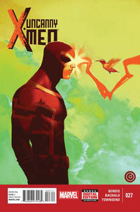 Cover Thumbnail for Uncanny X-Men (Marvel, 2013 series) #27 [Direct Edition]