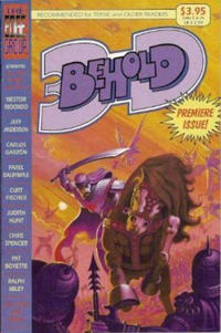 Cover Thumbnail for Behold 3-D (Edge Publishing, 1996 series) #1
