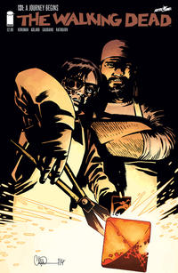 Cover Thumbnail for The Walking Dead (Image, 2003 series) #131