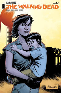 Cover Thumbnail for The Walking Dead (Image, 2003 series) #132 [Charlie Adlard Cover]