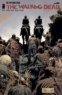 Cover Thumbnail for The Walking Dead (Image, 2003 series) #133